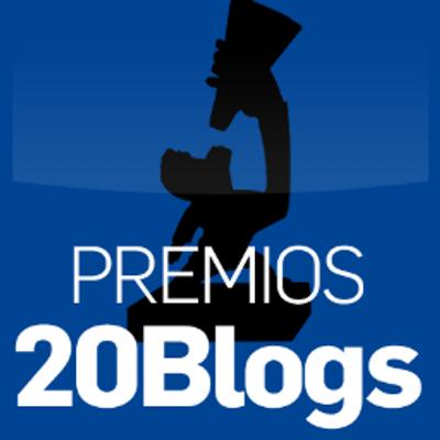 Resultados Premios 20Blogs…¡GRACIAS!